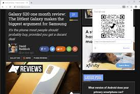 Chrome QR-code sharing feature goes live in Canary (with a little ...