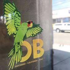 Just In New Ob Parrot Window Decals Ocean Beach Mainstreet Association Facebook