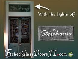 etched glass doors florida