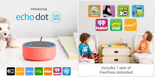 Amazon Launches Echo Dot Kids Edition And Announces Freetime For Alexa 9to5toys