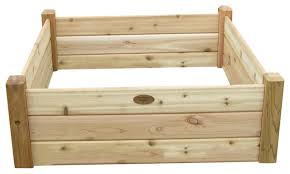 gronomics 3 tier raised garden bed