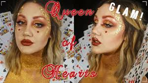the queen of hearts makeup saubhaya