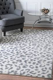 modern animal leopard print