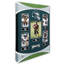 personalized nfl wall art