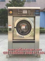 Giới thiệu về các loại máy giặt, máy sấy công nghiệp, hóa chất ...