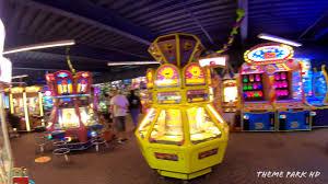 arcade walkthrough kalahari resort