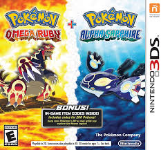 Pokémon Omega Ruby and Alpha Sapphire - 3DS ROM & CIA - Free Download