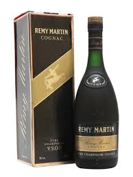 Remy Martin VSOP Cognac - Bot.1990s : The Whisky Exchange