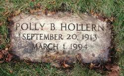"""Pauline Martha """"Polly"""" Brooks Hollern (1913-1994) - Find A Grave Memorial"""