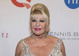 In book, Ivana Trump relives divorce from future president