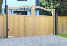 Wooden Gate Posts Timber Gate Posts Jacksons Fencing