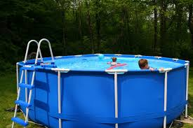 How To Care For And Chlorinate An Intex Metal Frame Pool Dengarden Home And Garden