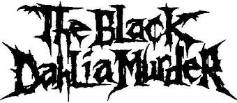 The Black Dahlia Murder Decal Sticker