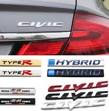 Best Accord Side Stickers Brands And Get Free Shipping A171