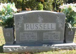 Myrtle Verner Russell (1902-1938) - Find A Grave Memorial
