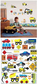 Tonka Truck Peel And Stick Wall Stickers Wall Stickers Kids Tonka Truck Kids Wall Decor