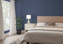 blue paint colors the home depot
