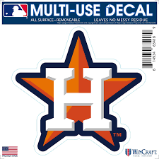 Auto Parts And Vehicles Car Truck Decals Emblems License Frames Car Truck Decals Stickers Houston Astros Mlb Bumper Window Sticker Vinyl Decal Tdpatch Info