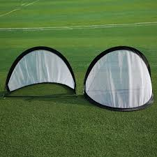 portable soccer nets with carry bag