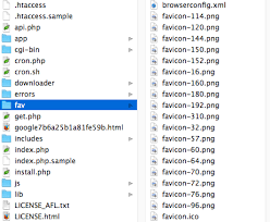 favicon set for magento pao