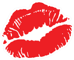 Lips Car Stickers Decals Sexy Cute Fun Designs Available