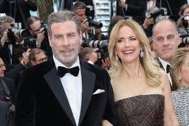 John Travolta and Kelly Preston ...