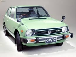 photos of honda civic rsl 1975 79