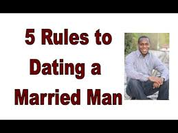 rules to dating a married man