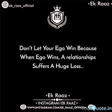 new quotes on ego in relationships allquotesideas
