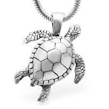 sea turtle pendant world treasure designs