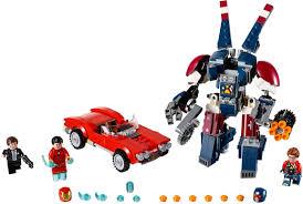 Mua đồ chơi LEGO 76077 - Iron Man đại chiến Người Máy Detroit Steel (LEGO  Marvel Super Heroes 76077 - Iron Man: Detroit Steel Strike… | Lego marvel,  Heroes, Detroit