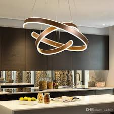 ac90 264v modern pendant lights for