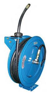sj series oil pressure hose reels