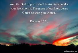scripture on peace of mind kjv ⋆ our father prayer