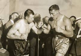 This Day June 29, 1933 Primo Carnera KOs Jack Sharkey – Boxing Hall of Fame