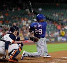 Beltre says hitting home run from one knee may look good, but ...
