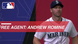 Utilityman Andrew Romine becomes a free agent - YouTube