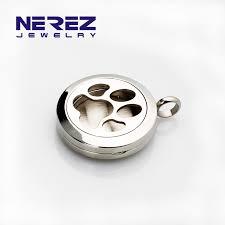 essential oil locket necklace