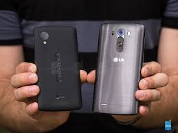 LG G3 vs Google Nexus 5 - PhoneArena