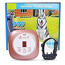 Yhpoylp Wireless Dog Fence In Ground Pet Containment System Underground Electric Dog Fence System Ipx8 R In 2020 Wireless Dog Fence Dog Fence Pet Containment Systems