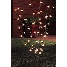 Lytworx 48 Led Warm White 2 Function Blossom Tree Solar Light Solar Lights Blossom Trees Warm White