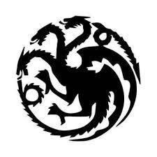 Game Of Thrones House Stark Vinyl Decal Sticker