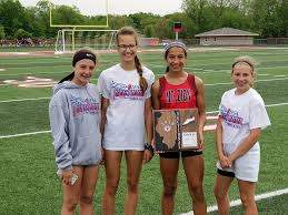 A great day for the Braves. 8th grade... - Mt. Zion Junior High Track    Facebook