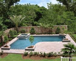 Planting Around A Pool The Best Worst Plants For Area Flowers To Plant Pools Ideas Home Elements And Style Trees Above Ground Landscaping Crismatec Com