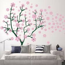 Large Tree Flower Kid Wall Decal Inspired Living Room Vinyl Removable Art Decor For Sale Online