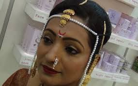 how to makeup at home in marathi
