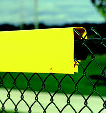 Safety Top Cap For Chain Link Fence Pexco