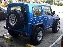 modifikasi mobil katana tahun 1988