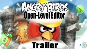Angry Birds Open-Level Editor Trailer - YouTube