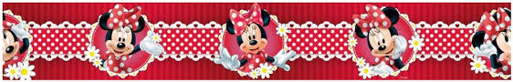 48 minnie mouse border wallpaper on
